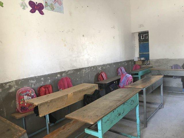 وجود 818 مدرسه بلااستفاده در گیلان